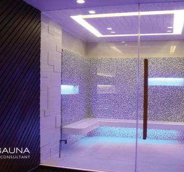 Grand sauna Jakarta – jasa Pembuatan Steam Bath room